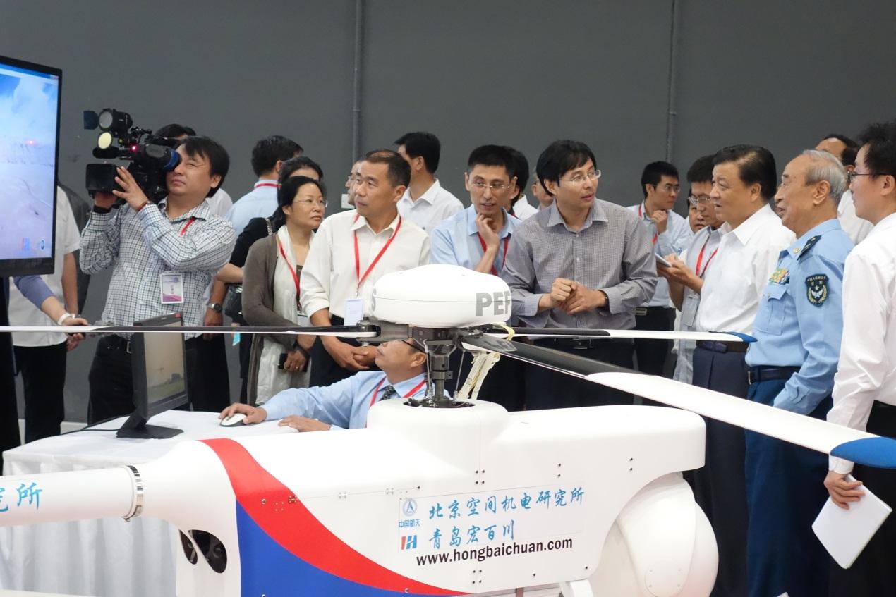 2014年全国科普日北京主场活动报道