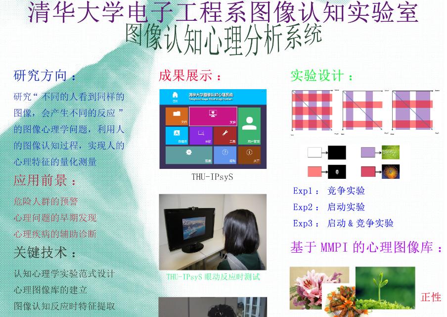 清华大学电子工程系图像认知实验室